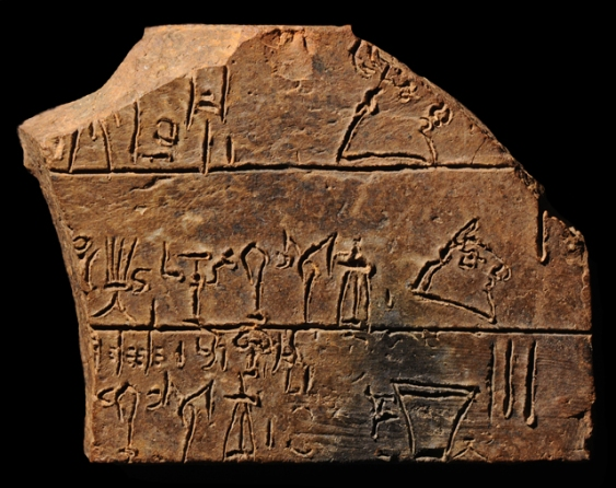 The Linear B Script