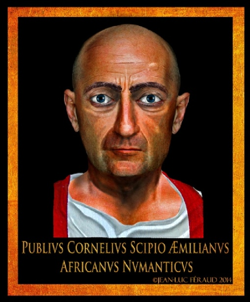 Scipio Aemilianus in Color