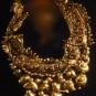Phoenician gold earrings from Spain